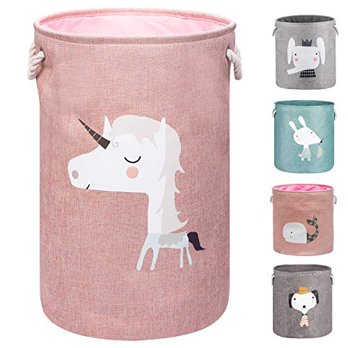 Best laundry basket with lid pink for 2020