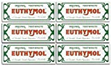 Euthymol Original Toothpaste 75ml (Case of 6) by Heinz