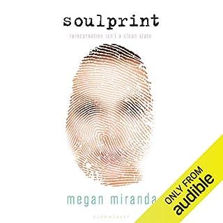 Soulprint audiobook cover art