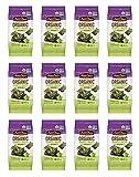 Annie Chun's Organic Seaweed, Wasabi, 0.16-oz (12 Count), Keto, Vegan, & Gluten-Free Snack