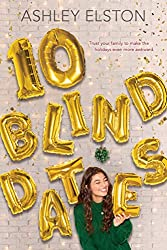 october 2019 book releases - 10 blind dates ashley elston