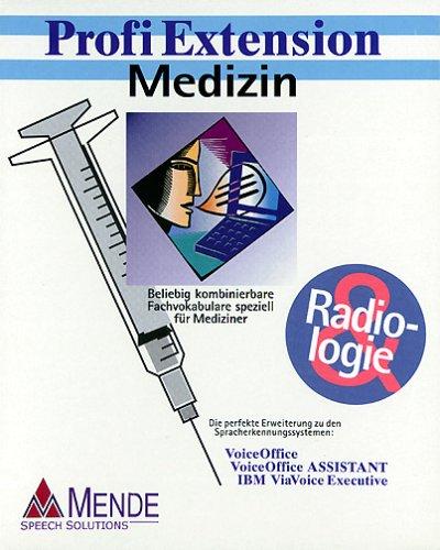 Profiextension Pathologie. CD- ROM für Windows. Beliebig kombinierbare Fachvokabulare speziell für Mediziner