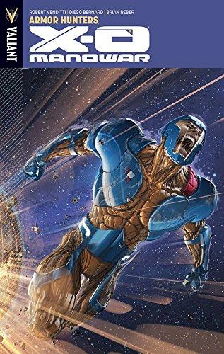 Download X-O Manowar 7: Armor Hunters 1939346479