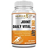 MuscleXP MultiVitamin Joint One Daily Vital with Glucosamine, Chondroitin, Curcumin 95% - 60
