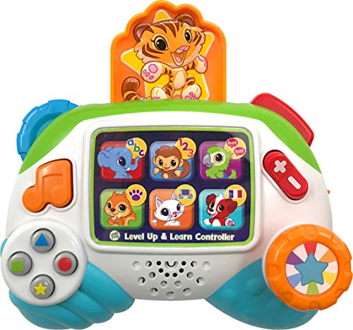 LeapFrog- Level Up & Learn Controller, Colore Verde, 609103