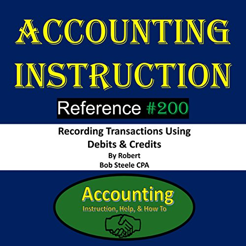 Accounting Instruction audiobook cover art