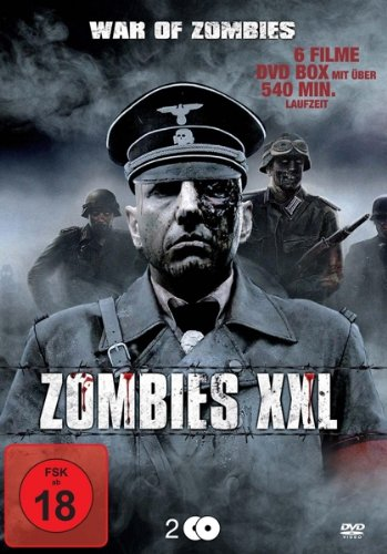 Zombies XXL - 6 Filme : Legion Of The Dead - Plane Dead - Night Of The Living Dead - Zombie War - Zombie Apocalypse - Extinction [2 DVDs]