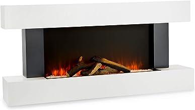 Camino elettrico, effetto fiamma, 1000/2000 watt klarstein studio light & fire 1 B07JCJWXPD