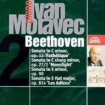 Ivan Moravec Plays Beethoven Piano Sonatas