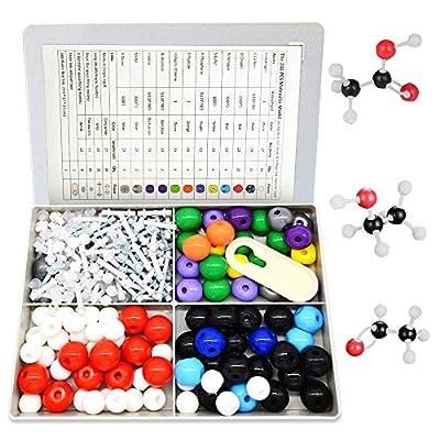 Tenozek 240 Pieces Organic Chemistry Molecular ...
