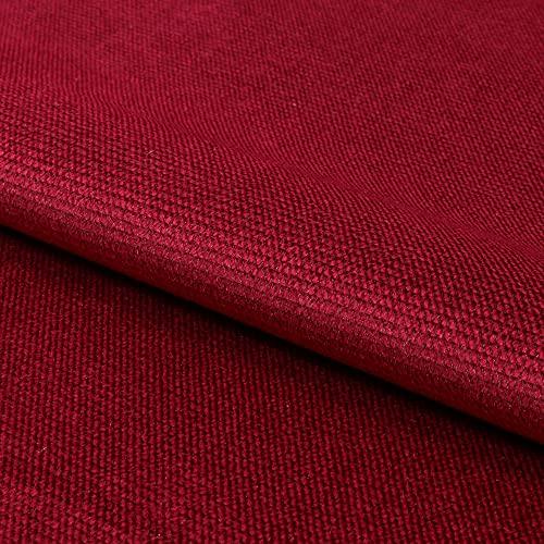 Velvet Krono, weich & elegant, Samtstoff, Möbelstoff, Polsterstoff Möbel Sitzbezug Stoff, Meterware - Burg& 02
