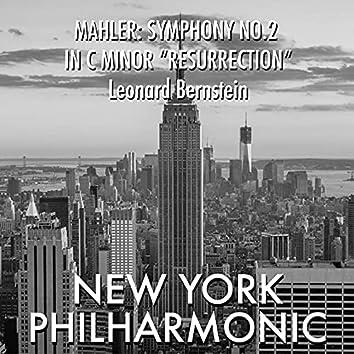 "Mahler: Symphony No 2 in C minor ""Ressurrection"""