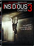 Insidious: Chapter 3 (DVD) NEW Factory Sealed, Free Shipping