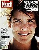 Paris Match n° 2163 du 8 Novembre 1990 - Caroline, Katharine Hepburn 6p, Grace de Capitani 2p, Philippe Starck 2p, Ayrton Senna 4p
