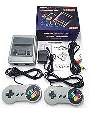 LJHLJH Classic Mini Game Console met ingebouwde 621 Games en 2 Nes Classic Controllers Av Output 8-bit en breng je gelukkige jeugdherinneringen