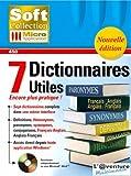 7 dictionnaires utiles, Version 2 -