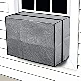 BNYD Air Conditioner Heavy Duty AC Outdoor Window Unit Cover Small 27' x 18' x 16' (Medium)