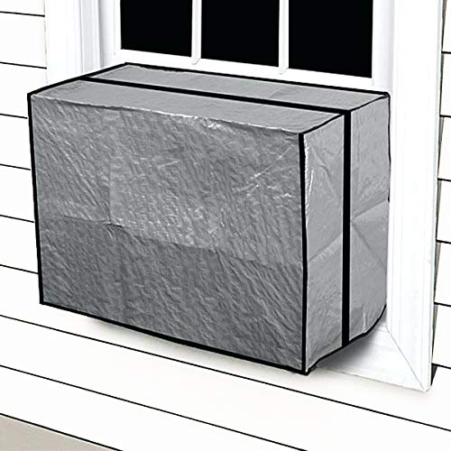 BNYD Air Conditioner Heavy Duty AC Outdoor Window Unit Cover Medium 10,000-15,000 BTU
