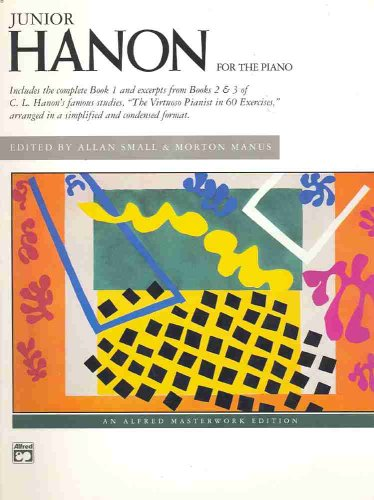 Junior Hanon: For the Piano