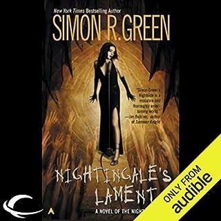 Nightingale's Lament audiobook cover art