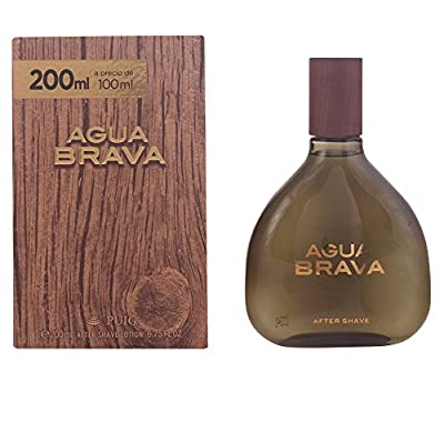 Agua Brava After Shave Lotion 200ml by Antonio Puig