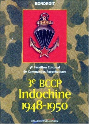 3e BCCP Indochine 1948-1950