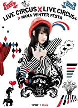 NANA MIZUKI LIVE CIRCUS×CIRCUS+×WINTER FESTA 多売特典なし