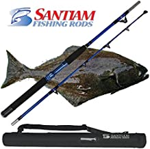 Santiam Fishing Rods Travel Rod 2 Piece 5'6