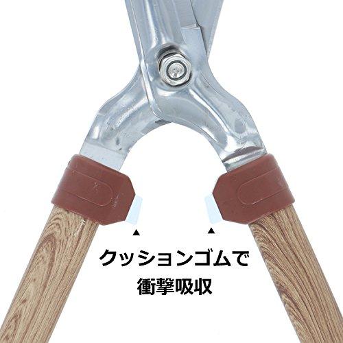 TAKAGI(高儀)『WOODYTASTEステンレス刈込鋏』