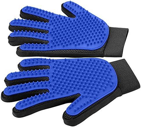 [Upgrade Version] Pet Grooming Glove –...