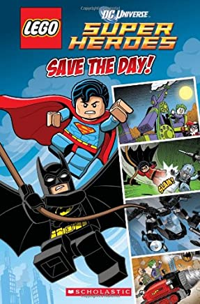 Lego Dc Superheroes Save the Day!