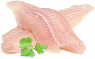 Cream Dori Fillet | Fully trimmed white Meat |clean and smooth (1000 G)