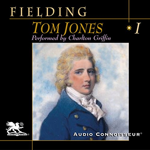 Tom Jones, Volume 1 audiobook cover art