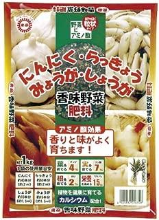 東商 香味野菜肥料j 1kg