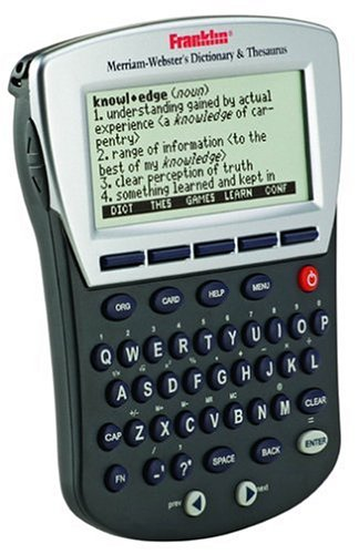 Franklin Dictionary & Thesaurus with Concise Columbia Encyclopedia