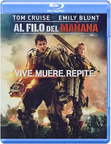 Al Filo del Mañana (la portada puede variar) [Blu-ray]