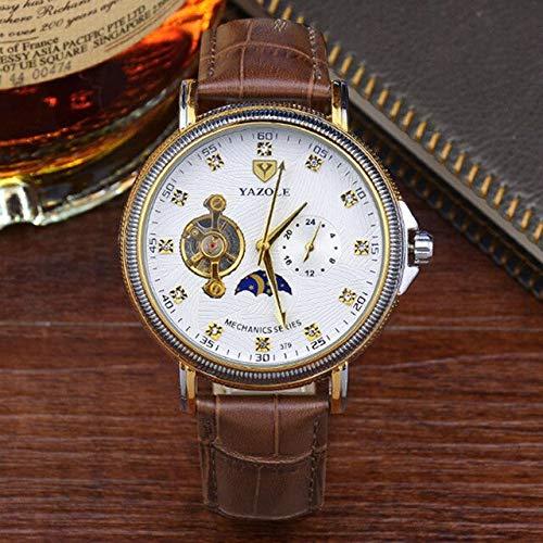 Reloj De Hombre Reloj Mecánico Reloj Tourbillon Reloj De Moda para Hombre Reloj Reloj Esencial para El Hogar