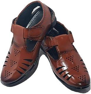FOOTONREST Baby Boy's Fashion Sandal