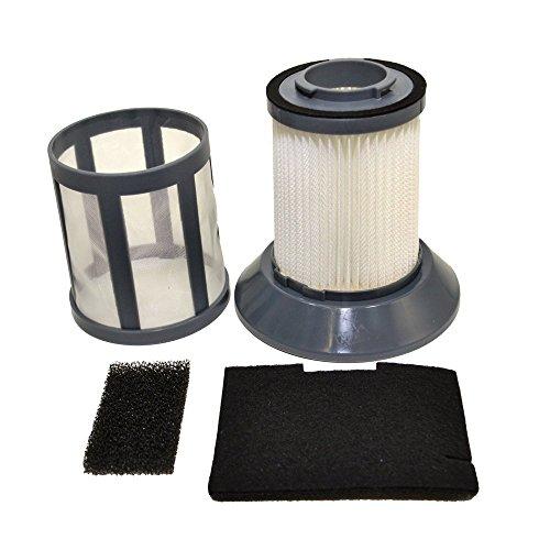 HQRP Ensemble de filtres pour Bissell Zing 2031532 compatible avec 10M2 Aspirateur traîneau sans sac + HQRP Sous-verre