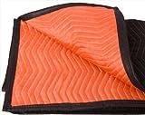 Forearm Forklift Hunting, Fishing and Recreational Blanket, Blaze Orange/Black, Model FFHFRB , 72' x 80'