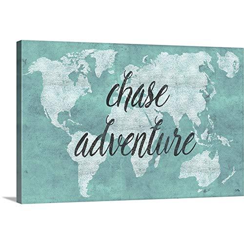 "Chase Adventure Canvas Wall Art Print, 18""x12""x1.25"""