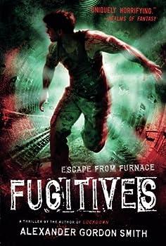 Paperback Fugitives : Escape from Furnace 4 Book