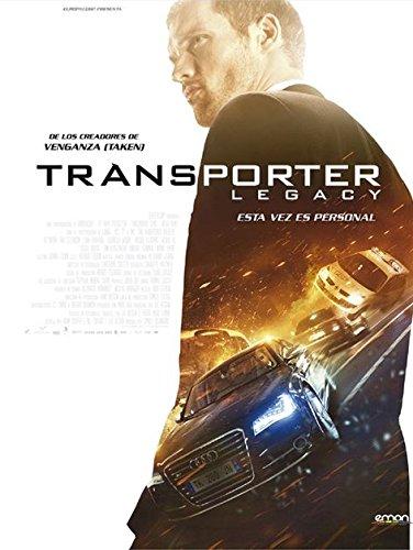 Transporter Legacy [DVD]