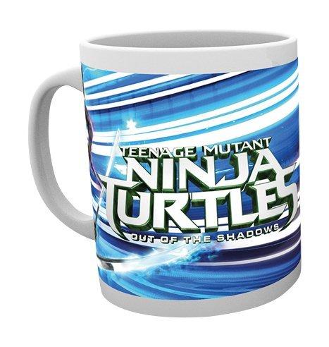 GB Eye Ltd, Tortugas Ninja Movie 2, Turtles, Taza