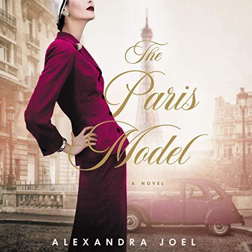 The Paris Model Audiobook By Alexandra Joel cover art
