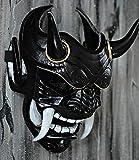 tripple_777 Airsoft Mask Samurai Assassin Demon Oni BB Gun Halloween Costume Evil Cosplay DA06