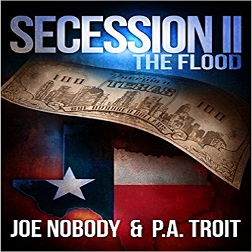 Secession II: The Flood audiobook cover art