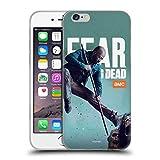 Head Case Designs Licenciado Oficialmente Fear The Walking Dead Lennie Personajes Carcasa de Gel de Silicona Compatible con Apple iPhone 6 / iPhone 6s