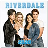 ERIK - Calendario de pared 2020 Riverdale, 30 x 30 cm (incluye póster de regalo)