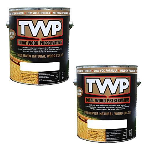TWP 1520 Pecan 2 Gallon Pack